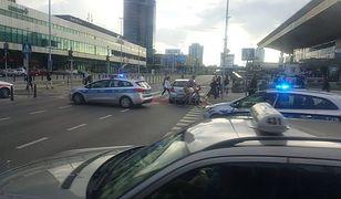 Ewakuacja Dworca Centralnego. Podejrzany pakunek
