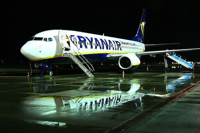 Ryanair przenosi loty krajowe na Lotnisko Chopina