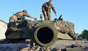 Niedawno kupione czołgi trafią do jednostki w Żaganiu