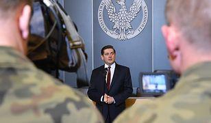 Bartosz Kownacki zapowiedział, że MON wyda na modernizacje armii wszystkie dostępne środki.