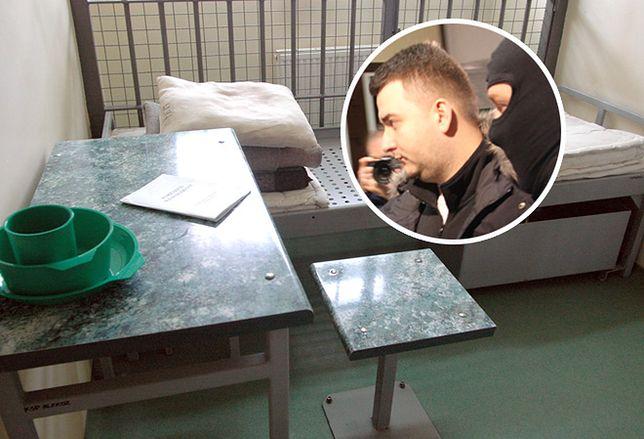Bartłomiej Misiewicz wyszedł z aresztu po wpłaceniu kaucji