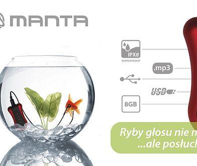 Wodoodporny odtwarzacz MP3 - idealny na wakacje!