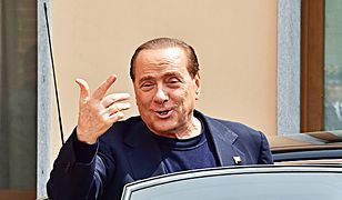 Po uniewinnieniu Silvio Berlusconi ogłosił powrót do polityki