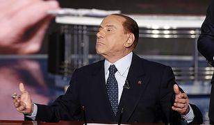 Silivio Berlusconi wraca do wielkiej polityki i zmierza do zwycięstwa w wyborach