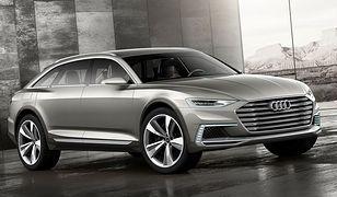 Audi Prologue Allroad: hybryda na każdą nawierzchnię