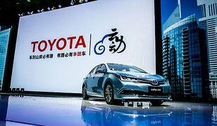 Toyoty Corolla Hybrid i Levin Hybrid