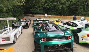 Arrinera Hussarya GT3 na Goodwood Festival of Speed