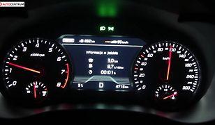 Kia Stinger GT 3.3 T-GDI 370 KM (AT) - pomiar zużycia paliwa