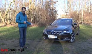 Skoda Superb Combi 4X4 2.0 TSI 280 KM, 2016 - test AutoCentrum.pl #250