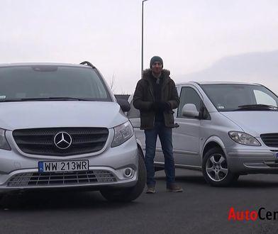 Mercedes Vito II 111 CDI 116 KM & Mercedes Vito III 111 CDI 114 KM – porównanie AutoCentrum.pl #173