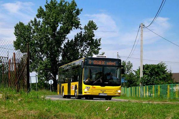 W Lubinie wprowadzono darmowe przejazdy komunikacją miejską