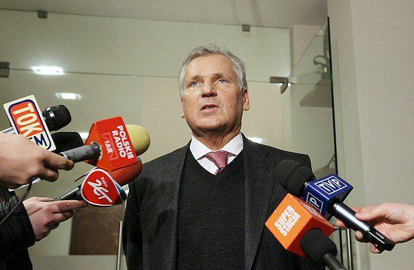 Kwaśniewski: Rosja odpowiada za destabilizowanie sytuacji na Ukrainie