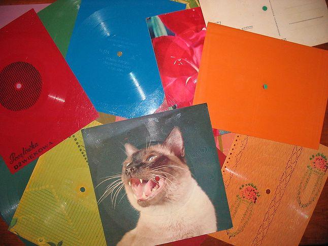 Zbiór pocztówek dźwiękowych