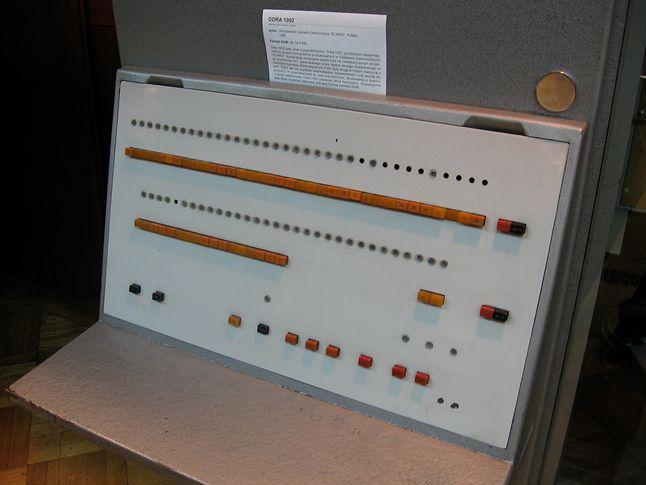 Panel kontrolny Odry 1002