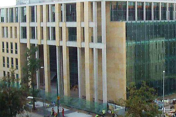 Nowy budynek Uniwersytetu Ekonomicznego już prawie gotowy