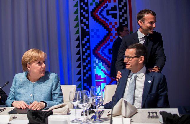 Mateusz Morawiecki reprezentował Polskę na szczycie UE - Bałkany Zachodnie w Sofii