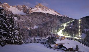 Narty o świcie i po zmroku. Nowe możliwości w Południowym Tyrolu