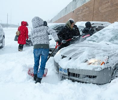 Na północy prowincji Ontario i w środkowej części Kanady temperatury sięgają rekordowych -50 st. C
