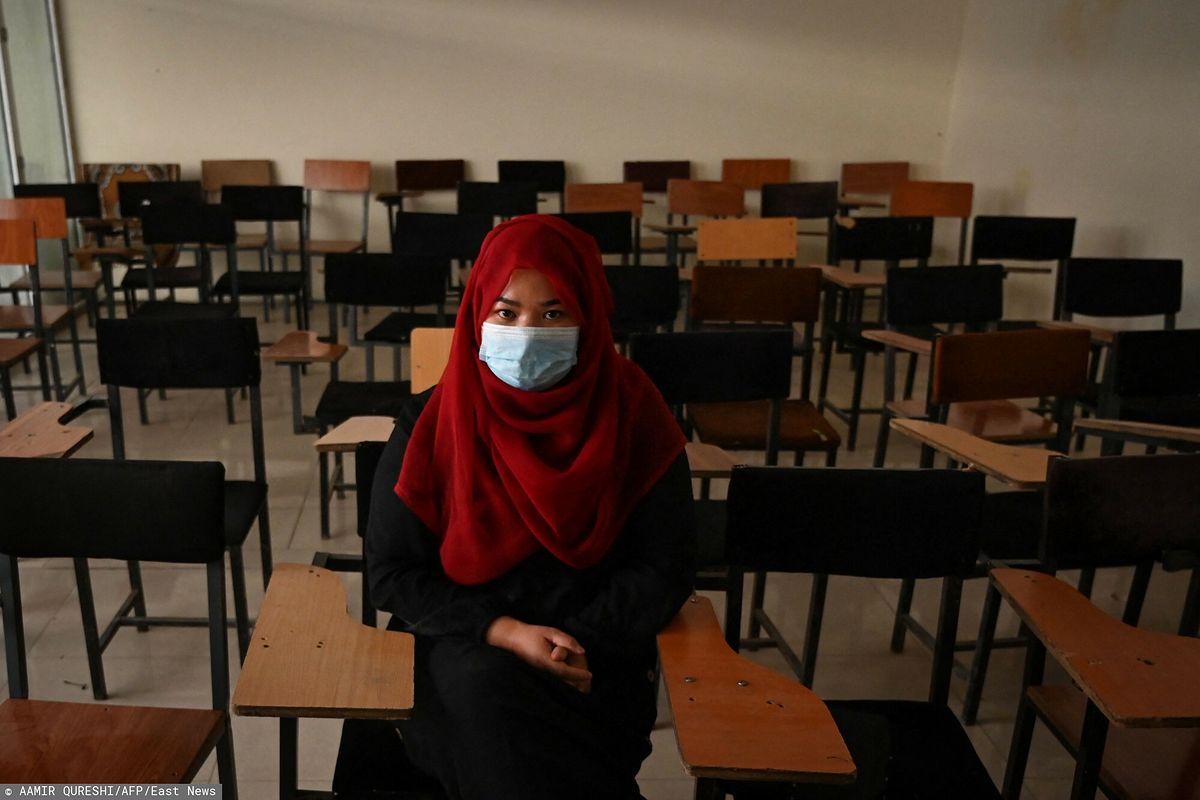 Afganistan. Kobiety zmuszone do ucieczki? Sytuacja ma się pogarszać