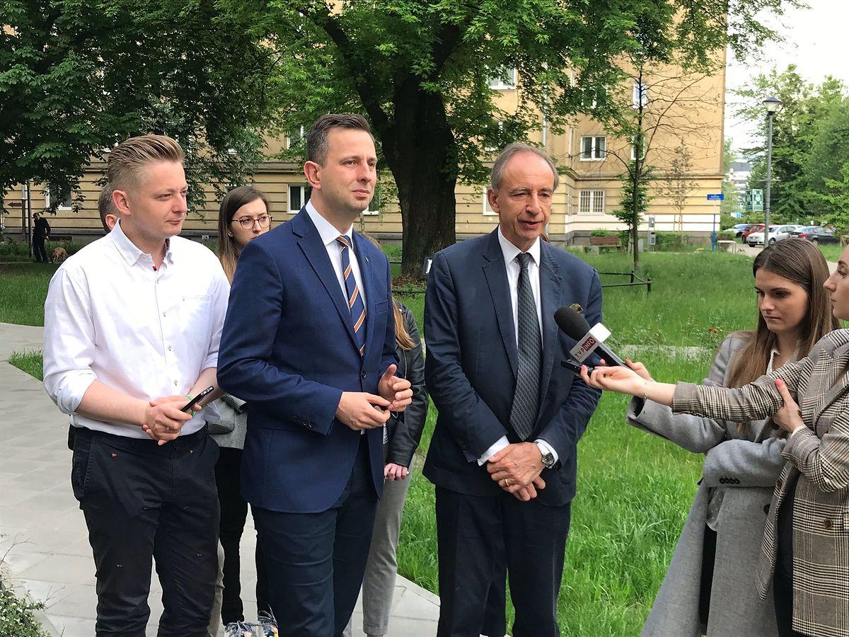 Bartoszewski: TVP zablokowała dwa razy mój występ w telewizji