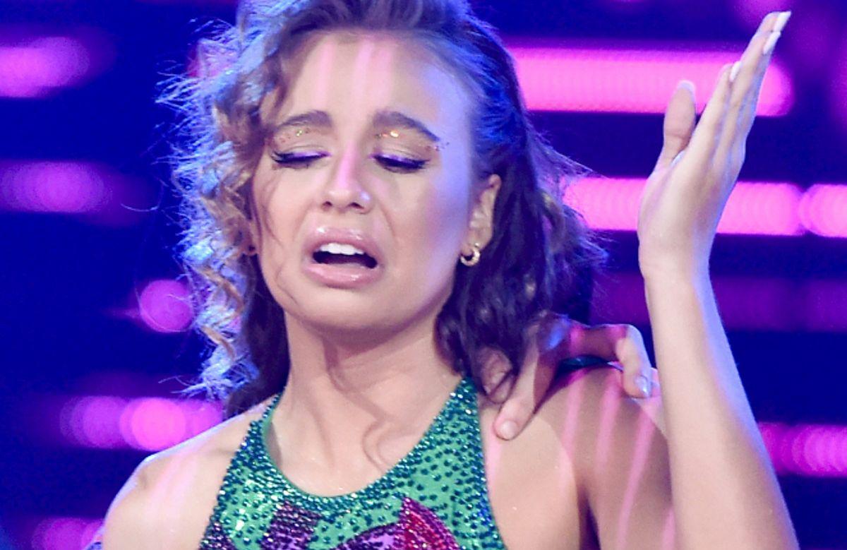 """Oliwia Bieniuk tańczyła najsłabiej. Ale i tak przeszła do kolejnego odcinka """"Tańca z gwiazdami"""""""