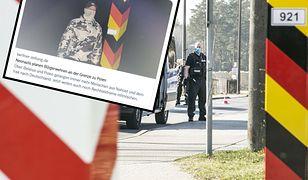 Neonaziści zorganizują straż obywatelską na granicy z Polską? Niepokojące doniesienia