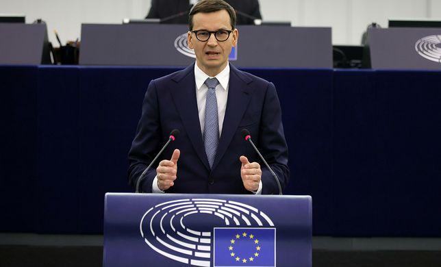 Politycy komentują propozycję Morawieckiego. Chodzi o utworzenie nowej izby TSUE