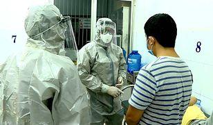 Koronawirus na świecie. Wietnam ewakuuje ok. 80 tys. osób z miasta Danang