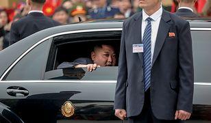 Kim Dzong Un dotarł do Hanoi. Ma się tam spotkać z Donaldem Trumpem