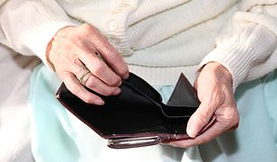 """Emeryci uzasadniają postulat zwolnienia trzynastki z podatków tym, że """"emerytury nie są najwyższe""""."""