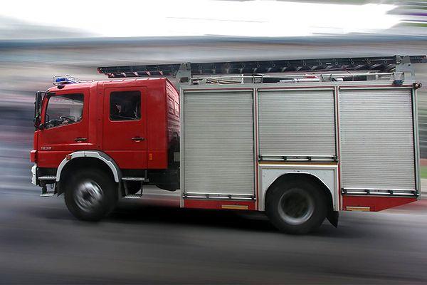Pożar zamku w Kliczkowie. Ewakuowano 75 osób