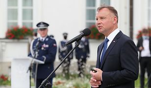 Prezydent Andrzej Duda o Nord Stream 2: deklaracja Niemiec i USA zmniejsza bezpieczeństwo znacznej części Europy