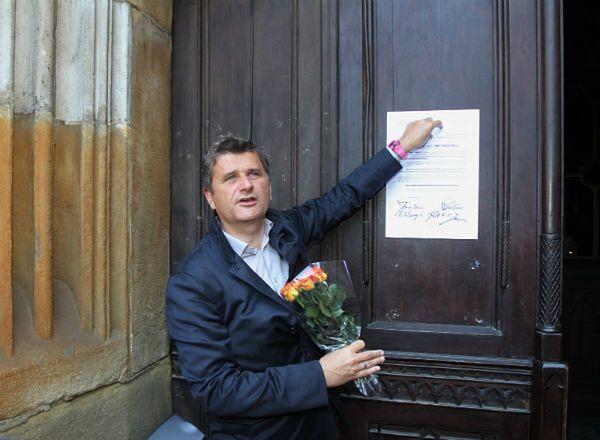 Janusz Palikot odchodzi z Kościoła Katolickiego