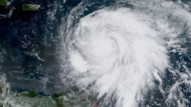 Maria uderzyła. Będzie groźniejsza niż Irma?