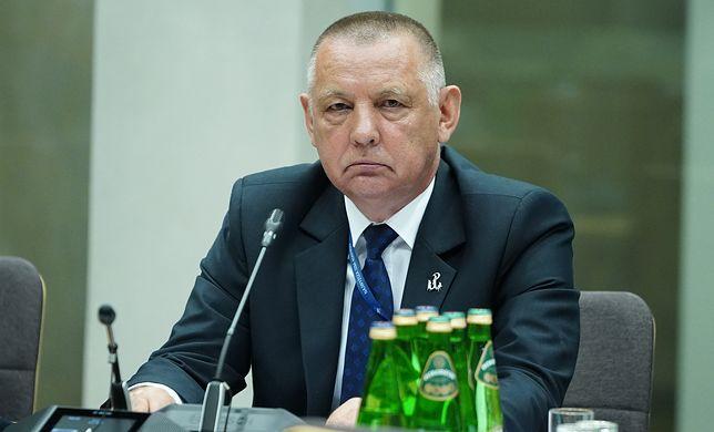 Prezes NIK Marian Banaś potwierdza: jego syn został zatrzymany przez CBA