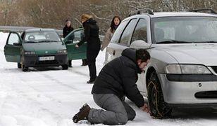 Branża oponiarska chce, by wymiana opon na zimowe była obowiązkowa