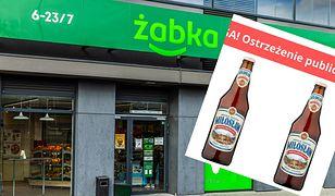 Kupiłeś to piwo w Żabce? Lepiej go nie pij