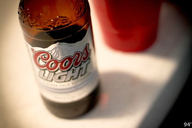 Miejsce 10: Coors Light