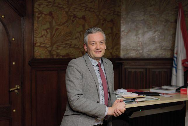 Robert Biedroń podjął decyzję: będę ponownie kandydował na prezydenta Słupska