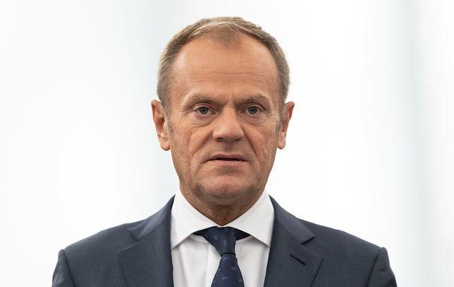 Donald Tusk będzie w stolicy 11 listopada