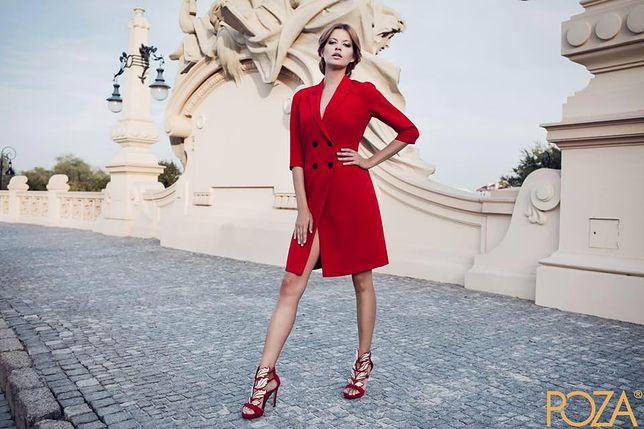 Luksusowe sukienki i odzież polskiej marki modowej POZA