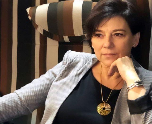 Małgorzata Kutrzeba początkowo nie wiedziała, że program będzie emitowany na ogólnopolskim kanale