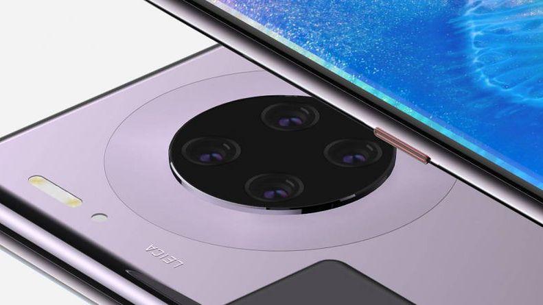 Huawei Mate 30, fot. Materiały prasowe