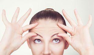 Gimnastyka twarzy wygładza zmarszczki i poprawia ogólną kondycję skóry.