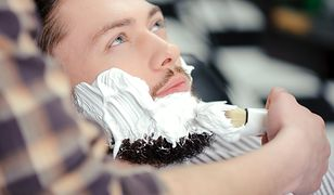 Zadbana twarz u mężczyzny to coraz powszechniejszy widok