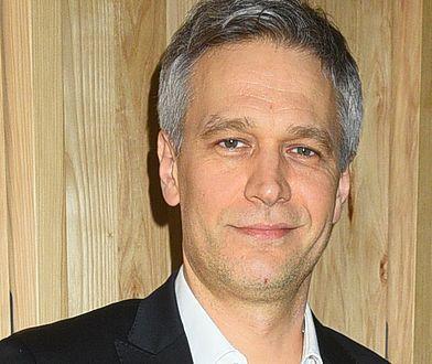 Michał Żebrowski ma 47 lat