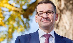 Premier Mateusz Morawiecki odwiedził Litwę