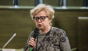 Małgorzata Gersdorf uważa, że Duda skierował swoje słowa m.in. do niej