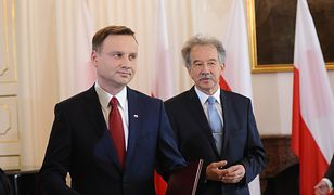 Wojciechowi Hermelińskiemu nie spodobały się słowa prezydenta z wtorku