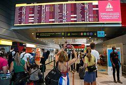 Portugalia. Chaos i olbrzymie opóźnienia na lotniskach